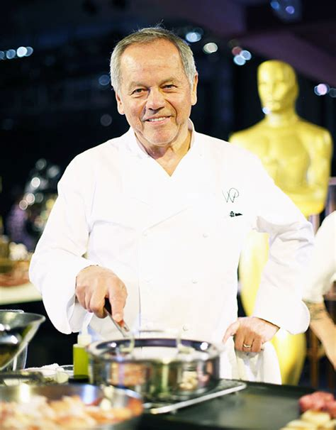 david cuisine wolfgang puck reveals what 39 s on the menu for the beckhams
