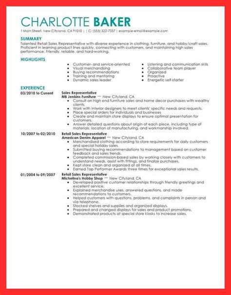 Retail Manager Resume Skills by Resume Retail Skills Resume Format