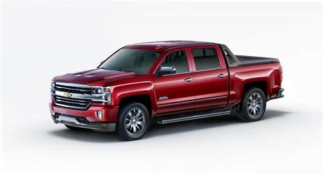 'high Desert' Is Chevy's Latest Big Buck Truck