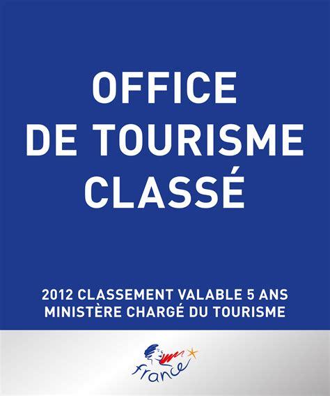 modele de bureau classement des offices de tourisme direction générale
