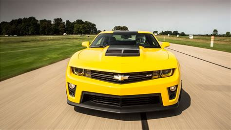 Chevrolet Camaro Zl1 Coupe 2014 Wallpaper