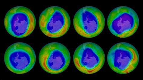 nasa    ozone hole  smaller youtube