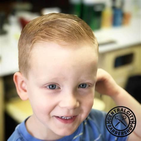 Small Boy Hairstyle by 28 Coolest Boys Haircuts For School In 2019
