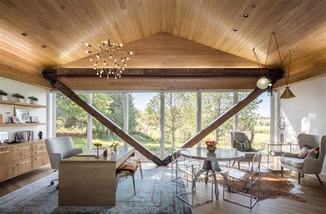 Wie Kann Man Wandund Deckenverkleidung Aus Holz Modern