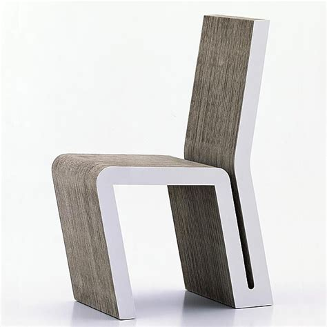 la wiggle side chair de frank o gehry le design cartonn 233