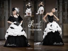 2 in 1 brautkleid 1 gown 2 sizes 1 gown 2 styles curve size middle or small beautiful like you schwarz