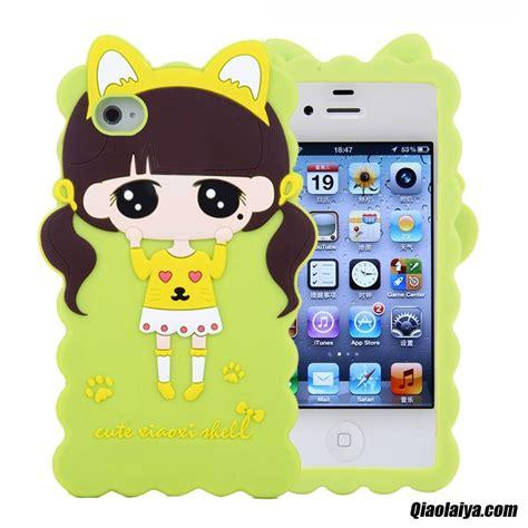 coque iphone 4 4s swag de cristal housse coque pour iphone 4 4s housse t 233 l 233 phone portable pas