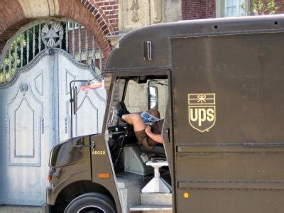 united parcel service  nyseups freighttech  ups orion software doesnt defy