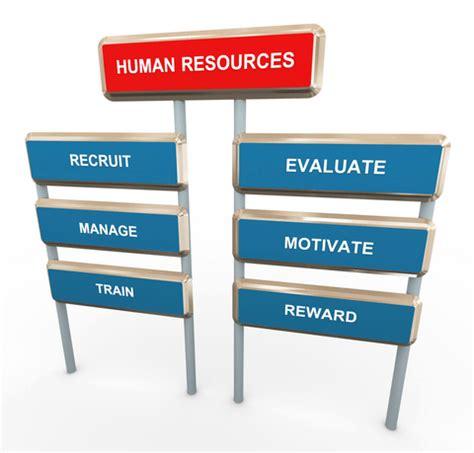 human resource department duties