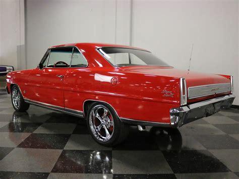 1966 Chevrolet Chevy Ii Nova Ss For Sale #77369