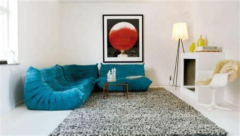 togo canape les beaux décors avec le canapé togo légendaire archzine fr