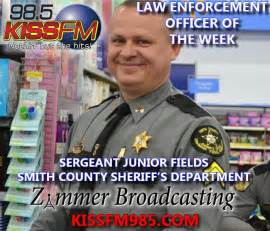 Cookeville environmental field office, tennessee department of environment and conservation, conservation, environment, tdec. Smith County Sheriff's Deputy Named 98.5 Kiss FM Officer of the Week | Smith County Insider
