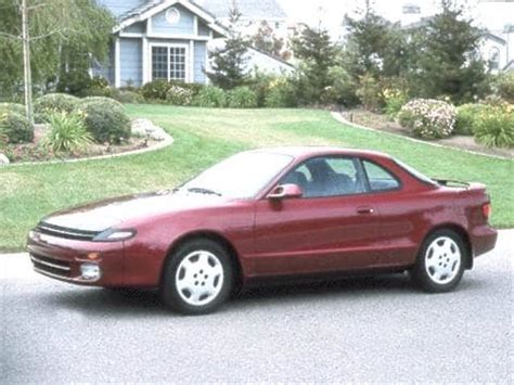 1992 toyota celica pricing ratings reviews kelley blue book