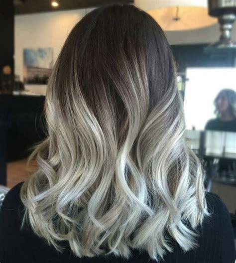 1001 id 233 es tie and dye blond des cheveux yin et yang