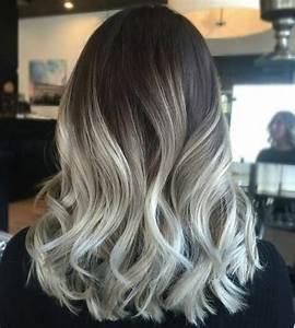 Ombre Hair Blond Polaire : 1001 id es tie and dye blond des cheveux yin et yang ~ Nature-et-papiers.com Idées de Décoration