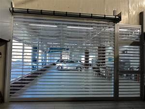 Volet Roulant Garage : 19 best images about volet roulant transparent clear ~ Melissatoandfro.com Idées de Décoration