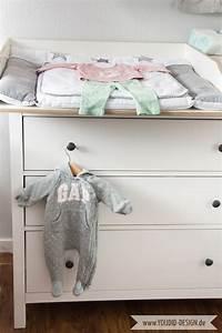 Wickelaufsatz Ikea Hemnes : ein skandinavisches kinderzimmer und ein wickelaufsatz f r die ikea hemnes kommode give away ~ Indierocktalk.com Haus und Dekorationen