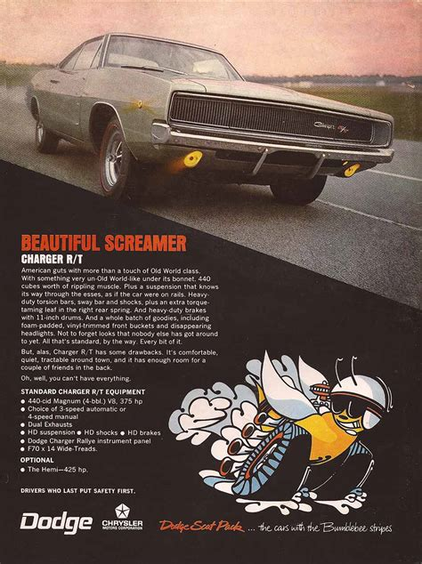 dodge charger ads mopar blog