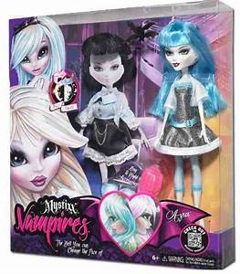 Azra Mystixx Vampire Doll - NYC Single Mom