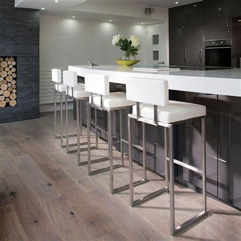 White Breakfast Bar Stools by Set Of 4 Luxury White Kitchen Breakfast Bar Stool Seat
