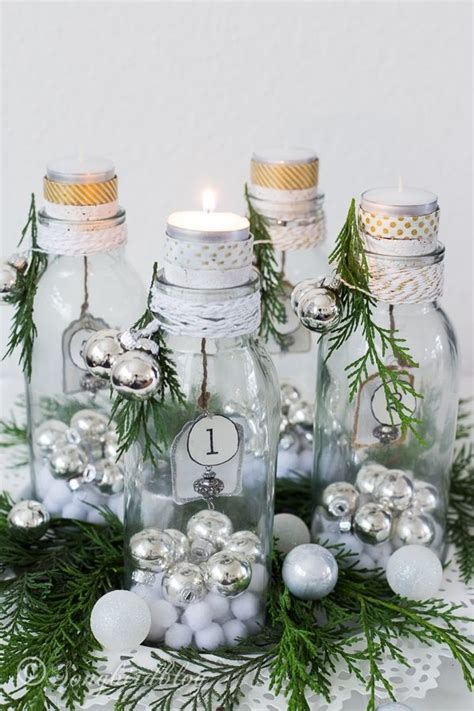 christmas decorations with candles beautiful christmas candle decoration ideas festival