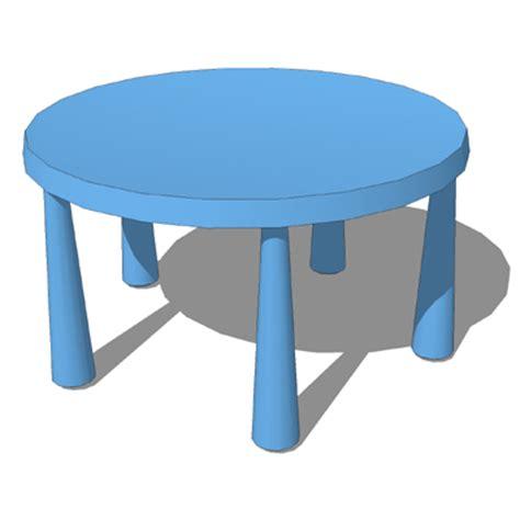 Ikea Mammut Stuhl by Ikea Mammut Tables Chairs 3d Model Formfonts 3d Models