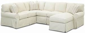 slipcovered sofas slipcovered sectional charming With 83 sectional sofa
