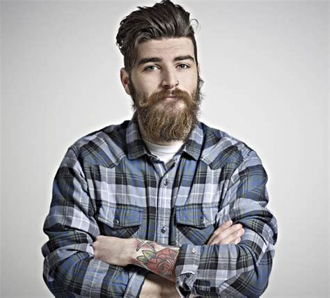 The rise in hipster beards has seen a fall in Movember
