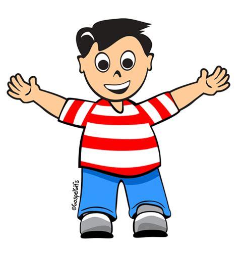 Boy Clip Happy Boy Clipart