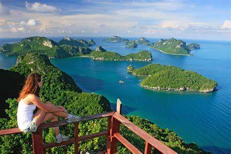 ang thong national marine park  samui boat charter
