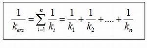 Längenänderung Berechnen : federn in reihenschaltung berechnen ~ Themetempest.com Abrechnung