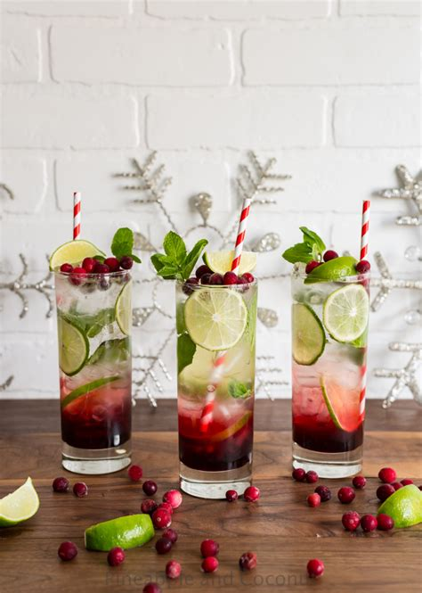 christmas tree not drinking water spiced hibiscus cranberry mojitos for week 2015