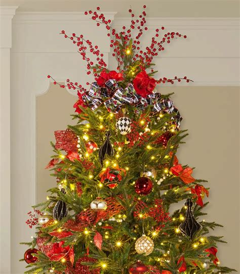 modern large tree topper tree toppers