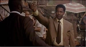 American Gangster Blu-ray Russell Crowe Denzel Washington