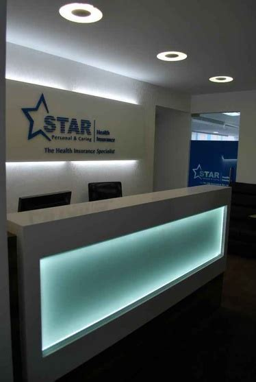 Youthereal hello everyone in today's video you will get the lost answer related to star health & allied insurance company ltd in hindi, if you watch this. Star Health Insurance Corporate Office by Geometrixs Architects & Engineers, Interior Designer ...