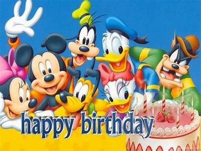Birthday Disney Backgrounds Desktop Computer Background Wallpapers