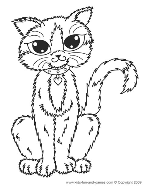 printable cat halloween coloring pages  kids
