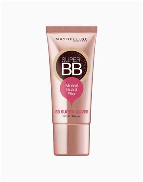 Foundation of bb cream