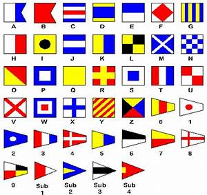 robin39s dockside shop signal code flags With sea flags letters