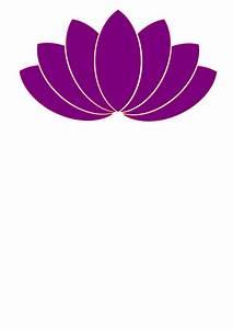 Purple Flower Clipart - Cliparts.co