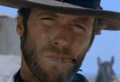 Eastwood Clint Cowboy Smoking Gun Hobo Dollars