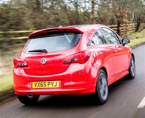 vauxhall red vauxhall corsa red 1 4t road test wheels alive