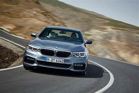 2017 Bmw 5-series Reviews And Rating