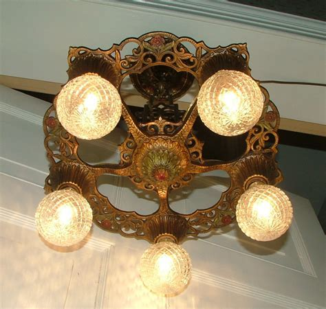 Antique Vintage Lighting Fixtures ? Home Ideas Collection