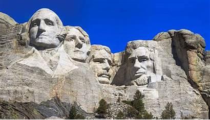 Dakota South Presidents Rushmore Four Mount States