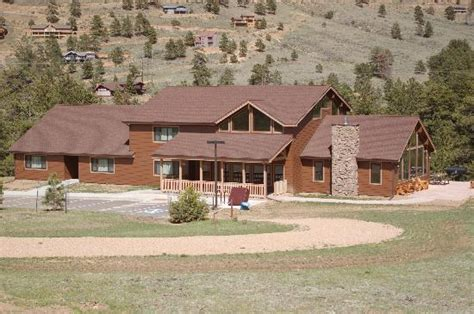 estes park cabins one of our two bedroom cabins picture of ymca of the