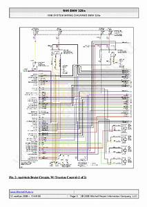 Bmw 328is 1996 Wiring Diagrams Sch Service Manual Download