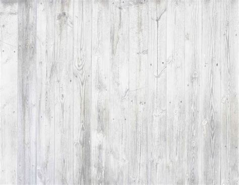 White Stained / Washed Vintage Wood Boards Surface