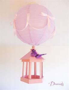 Lampe Chambre Fille : lampe suspension cage envol de papillons enfant b b luminaire enfant b b decoroots ~ Preciouscoupons.com Idées de Décoration