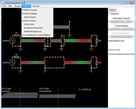 Circuit Simulator Hjem Lys